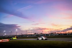 Porsche under the Florida sky_