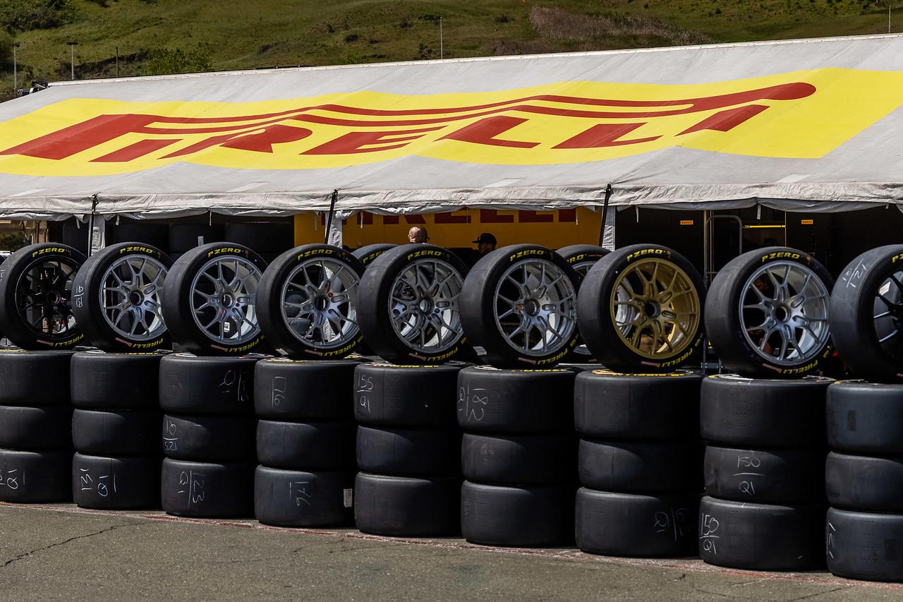 Tires.