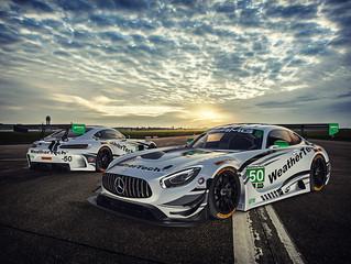 WeatherTech Racing to Run Mercedes-AMG GT3 in IMSA