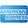 American Express icon.
