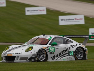 WeatherTech Racing Heads to VIR for All GT Weekend