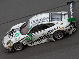 WeatherTech Racing Finishes Thirteenth in GTD at Daytona