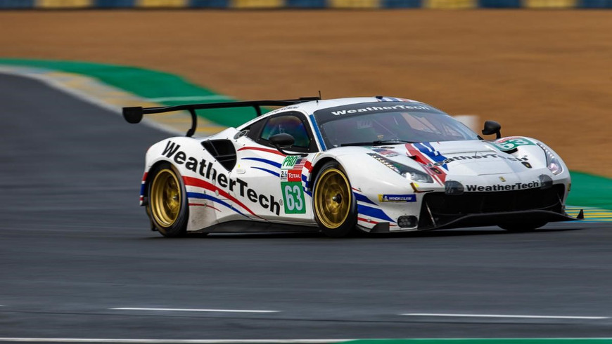 WeatherTech Racing Seventh at Six Hours at Le Mans
