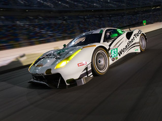 WeatherTech Racing Ready for 24 Hours at Daytona