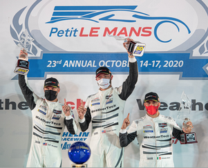 WeatherTech Racing Wins GTD at Petit Le Mans