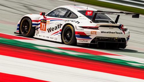 MacNeil Sixth in European Le Mans Series