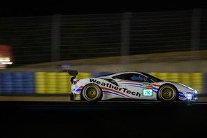 WeatherTech Racing Seventh at 14 Hours at Le Mans