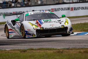 WeatherTech Racing to Start Fifth at Sebring