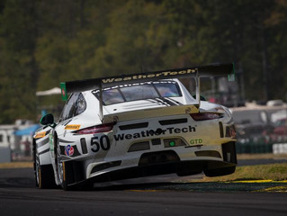 WeatherTech Racing has tough day at Petit Le Mans