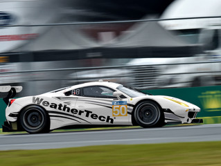 WeatherTech Racing to Run Ferrari 488 GTE at Le Mans 24