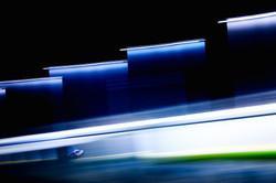 Porsche under the lights_