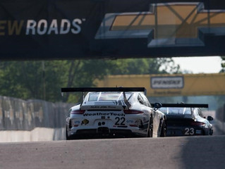 WeatherTech Racing Finishes Fourth in TUDOR at Detroit