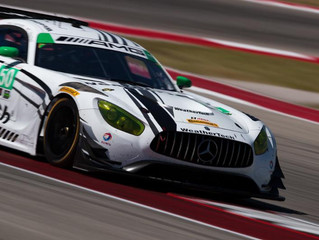 WeatherTech Racing Mercedes-AMG GT3 Ready to Gamble for 100 Minutes in Detroit