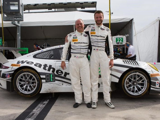 WeatherTech Racing's David and Cooper MacNeil Ready for Rolex