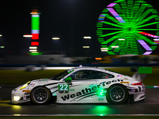 WeatherTech Racing is Fifth Heading into the Final Six Hours at Daytona