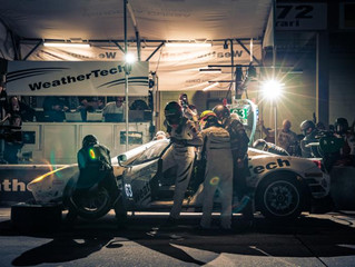 WeatherTech Racing Finishes Second in GTD at Sebring