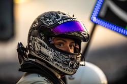 Cooper on pit road_