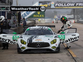WeatherTech Racing Ready for Sebring 12 Hours