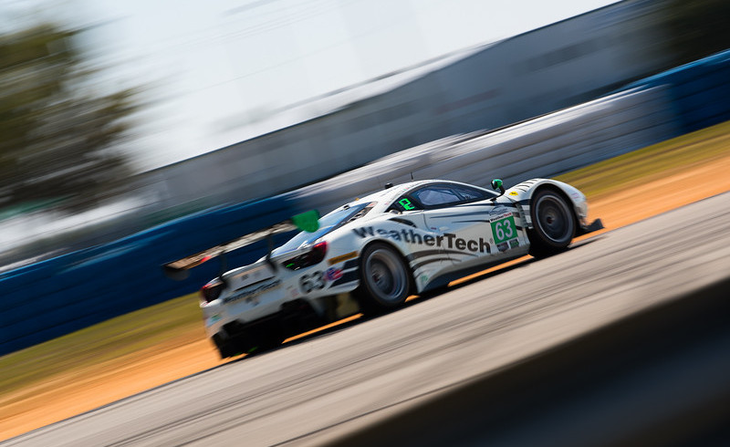 WeatherTech Racing Qualifies Sixth in GTD at Sebring