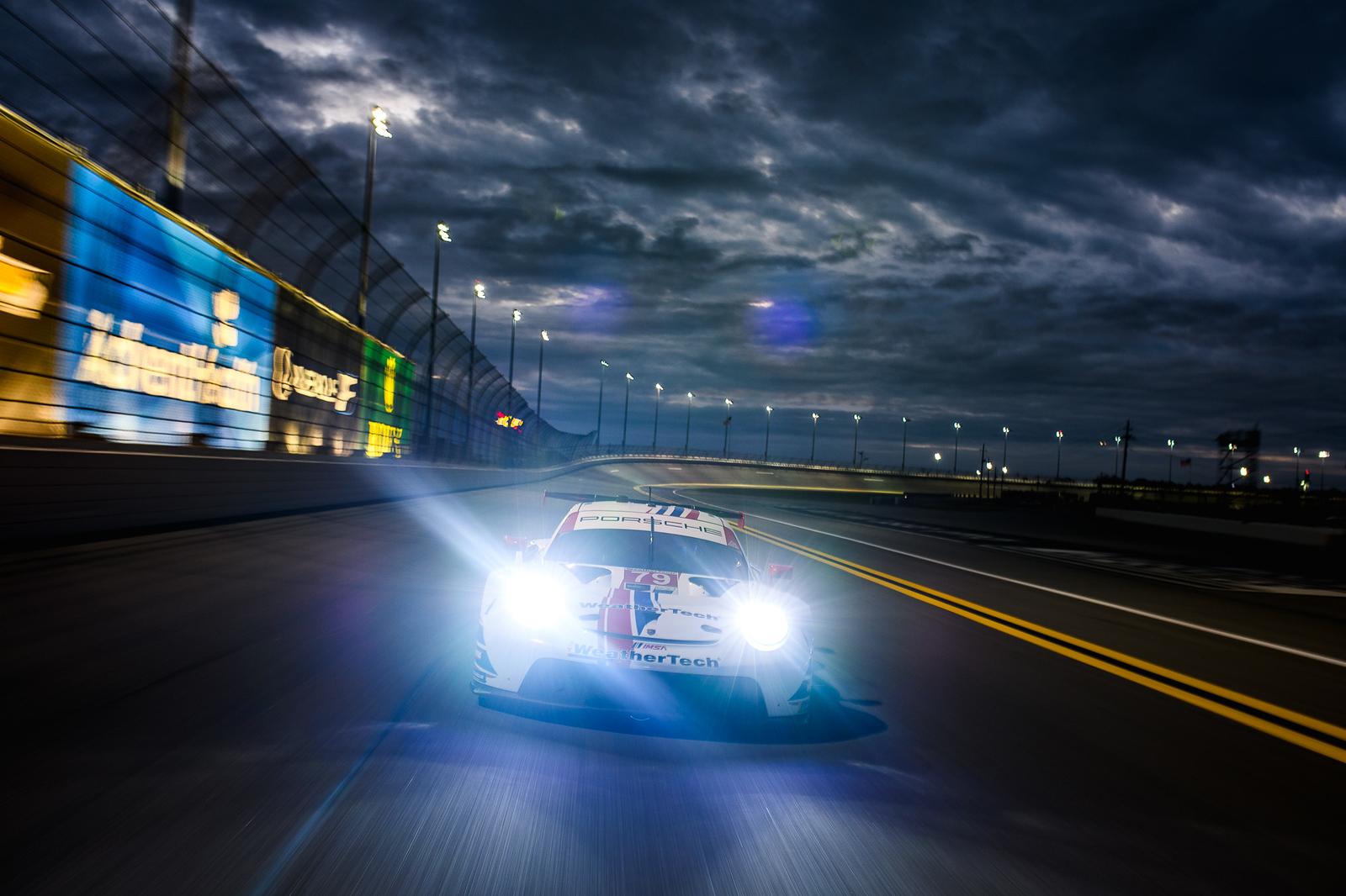 Porsche headlights_
