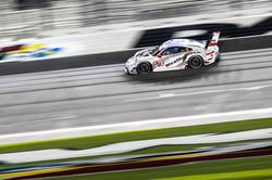 Porsche on the track.