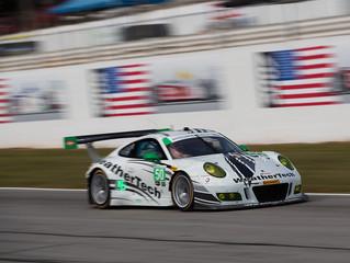 WeatherTech Racing qualifies 16th at Petit Le Mans