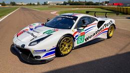 WeatherTech Racing Tests GTE Pro Ferrari for Le Mans 24