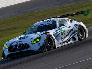 WeatherTech Racing Ready for a Strong Debut with Mercedes-AMG GT3 at Daytona