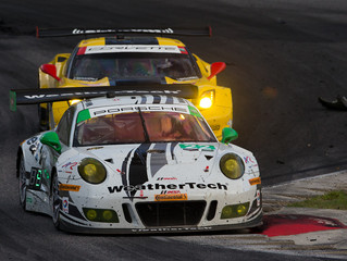 WeatherTech Racing Ready for Home Race at Road America