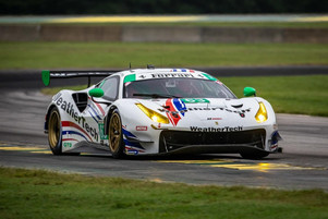 WeatherTech Racing Ready for Road Atlanta Six Hour