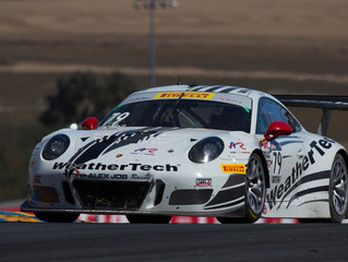 WeatherTech Racing Ready for Monterey Double