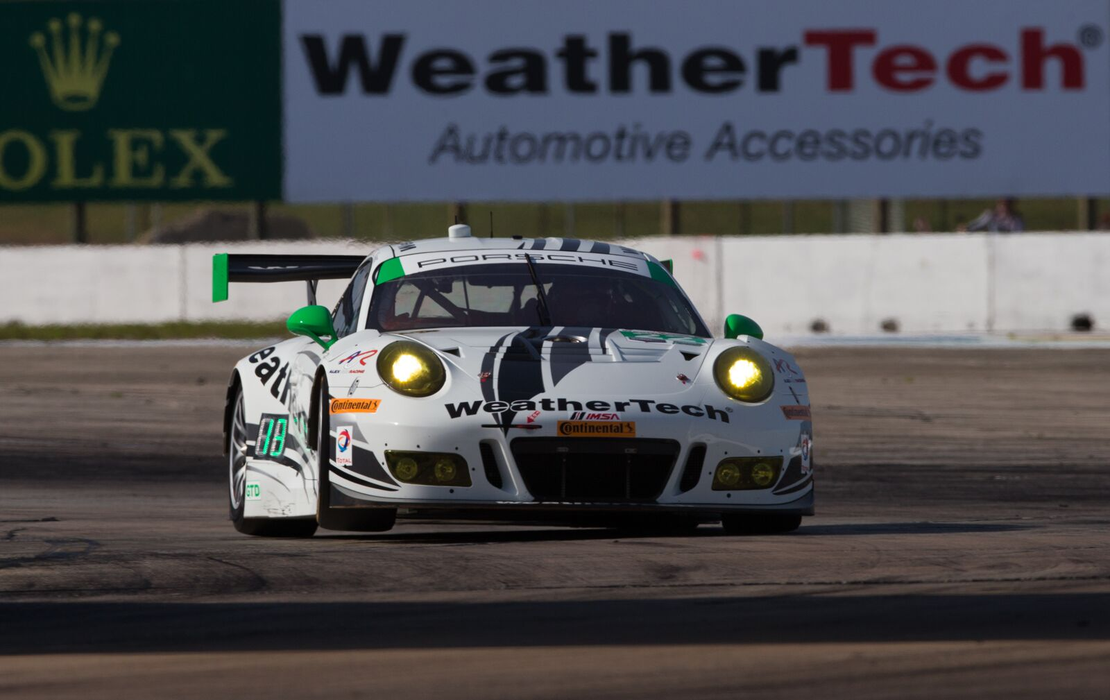 weathertech racing looking forward to laguna seca