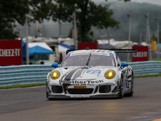 WeatherTech Racing Earns Top Five Finish at Watkins Glen