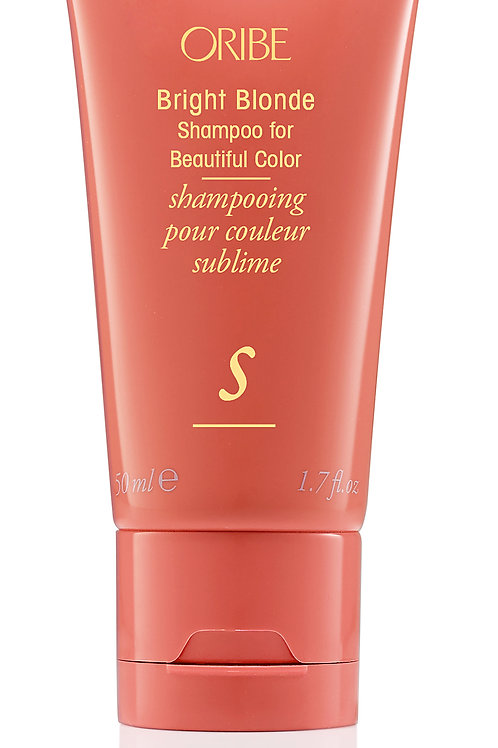 Bright Blonde Shampoo for Beautiful Colour - Travel