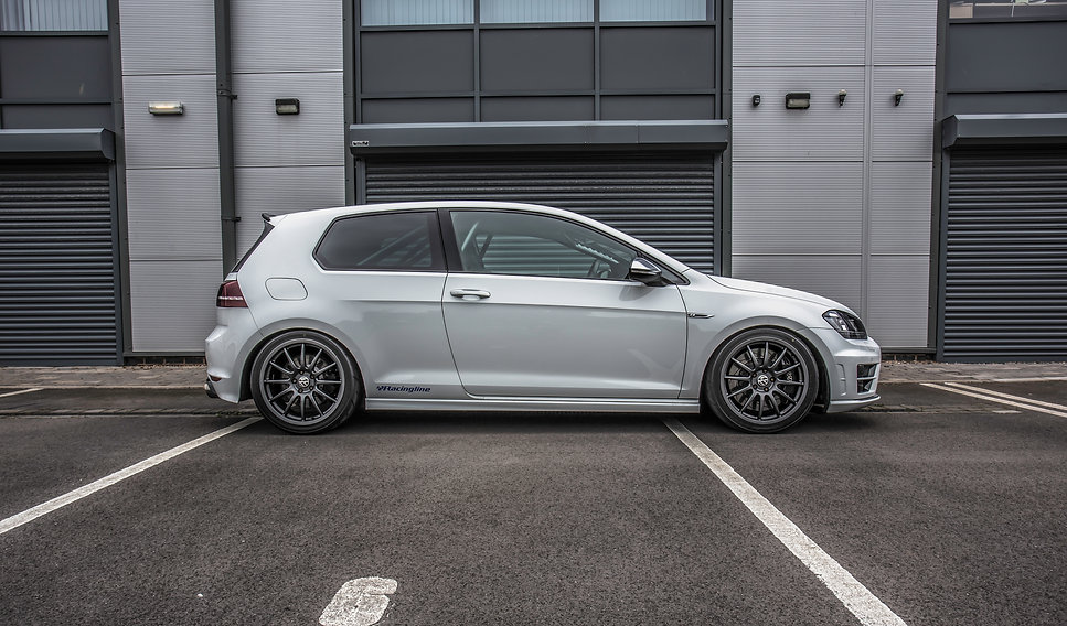 Alloy Wheels for the Golf R