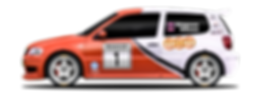 RacingLine Volkswagen Racing Polo Super1600 rally car