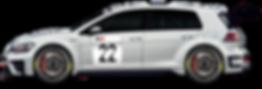 RacingLin Volkswagen Motorsport Golf GTI TCR