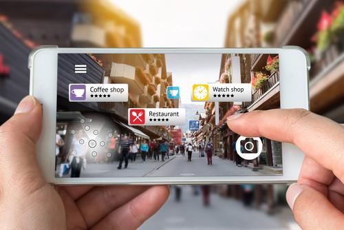 augmented reality, digital marketing, new marketing, marketing trends, marketing 2018, IPhone X, IPhone 8, Apple AR developer