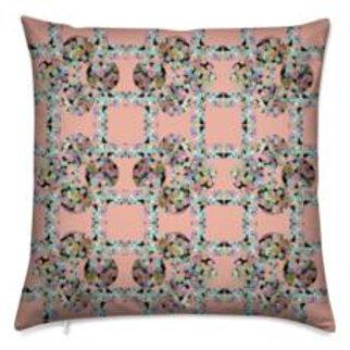 Diamond Bubble - velvet cushion (9bubble)