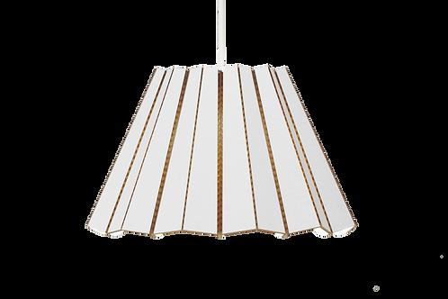 CARDBOARD Pendant light-White