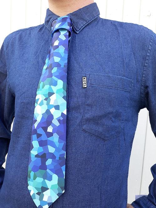 KOTA 'Kaleidoscope' - Print tie