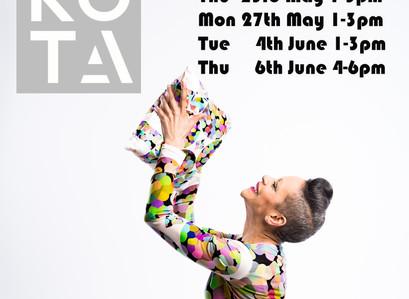 KOTA studio shop opening hours