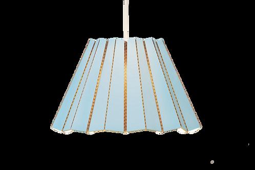 CARDBOARD Pendant light-Sky blue