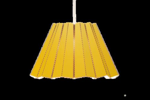 CARDBOARD Pendant light-Yellow