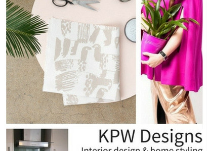 Re-design your home with KOTA & KPWDesigns!