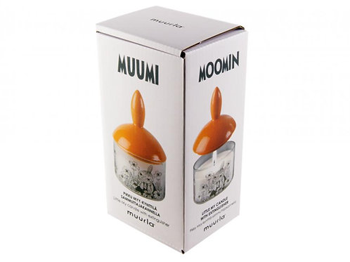 Moomin Little My candle by Muurla Finland
