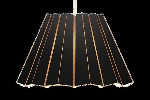 CARDBOARD Pendant light-Black