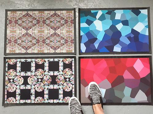 Door mat by KOTA