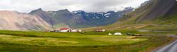 Fjord de l'ouest, Islande