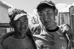 Marché de Tsetserleg Mongolie